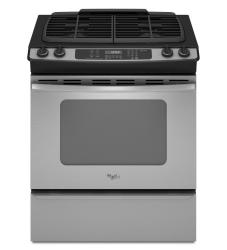 Brand: Whirlpool, Model: GW397LXUS, Color: Stainless Steel