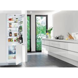 Brand: Liebherr, Model: HC101, Style: Right Hand Door Swing, With Ice Maker