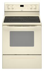Brand: Whirlpool, Model: GFE461LVS, Color: Bisque