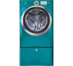 Brand: Electrolux, Model: EWFLW65HSS, Color: Turquoise Sky