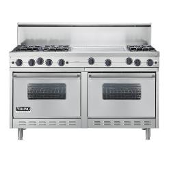 Brand: Viking, Model: VGRC6056GDBK, Color: Stainless Steel