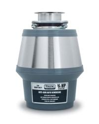 Brand: Viking, Model: VCFW750, Style: 3/4 HP Continuous Feed Waste Disposer