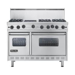 Brand: Viking, Model: VGRC4856QDSS, Color: Stainless Steel