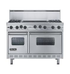 Brand: Viking, Model: VGSC4874QSS, Color: Stainless Steel
