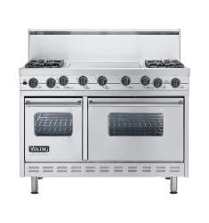 Brand: Viking, Model: VGSC4874G, Color: Stainless Steel