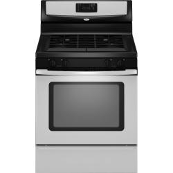Brand: Whirlpool, Model: WFG371LVQ, Color: Stainless Steel