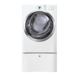 Brand: Electrolux, Model: EIGD55IKG, Color: Island White