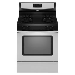Brand: Whirlpool, Model: WFG361LVS, Color: Stainless Steel