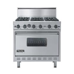 Brand: Viking, Model: VGRC3656BD, Color: Stainless Steel