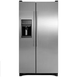 Brand: Fisher Paykel, Model: RX256DT7X1, Style: 25.6 cu. ft. Side by Side Refrigerator