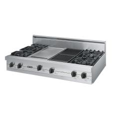 Brand: Viking, Model: VGRT4806Q, Color: Stainless Steel