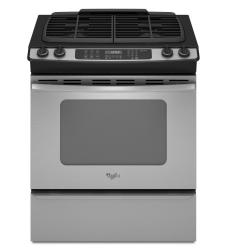 Brand: Whirlpool, Model: GW399LXUQ, Color: Stainless Steel