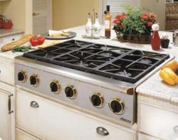 Brand: Dacor, Model: ESG366, Color: Chrome Trim