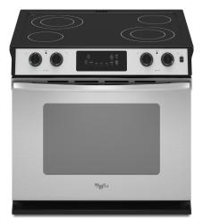 Brand: Whirlpool, Model: WDE350LVQ, Color: Stainless Steel