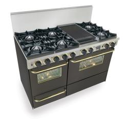 Brand: FiveStar, Model: TTN5257, Color: Black with Brass Package