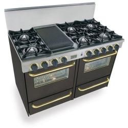 Brand: FiveStar, Model: TTN5107BSW, Color: Black with Brass Package