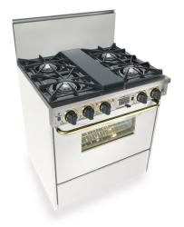 Brand: FiveStar, Model: TTN275BSW, Color: White with Brass Package
