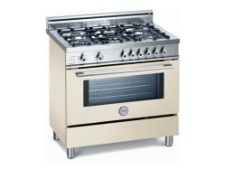Brand: Bertazzoni, Model: X365PIRVE, Color: Pure White