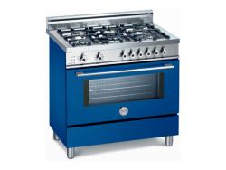 Brand: Bertazzoni, Model: X365PIRCR, Color: Blue