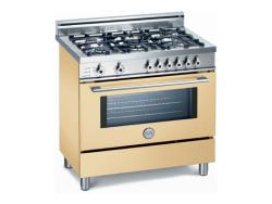 Brand: Bertazzoni, Model: X365PIRCR, Color: Cream