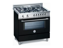 Brand: Bertazzoni, Model: X365PIRVE, Color: Black