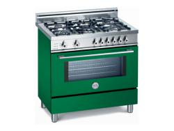 Brand: Bertazzoni, Model: X365PIRCR, Color: Green