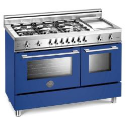 Brand: Bertazzoni, Model: X486GGGVNE, Fuel Type: Blue, Natural Gas