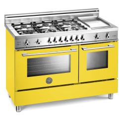 Brand: Bertazzoni, Model: X486GGGVBILP, Fuel Type: Yellow, Natural Gas