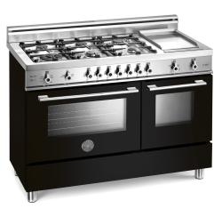 Brand: Bertazzoni, Model: X486GGGVBILP, Fuel Type: Black, Natural Gas