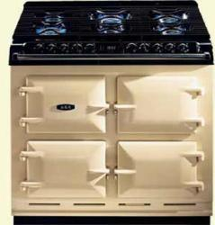 Brand: AGA, Model: A64NGSI, Fuel Type: Standard Colors, Natural Gas