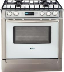 Brand: Bosch, Model: HDI7052U, Color: White with Stainless Steel Trim