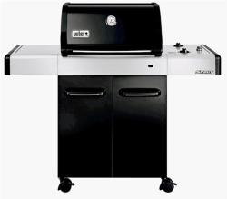 Brand: WEBER, Model: 4511001, Fuel Type: Black, LP Gas