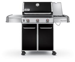 Brand: WEBER, Model: 6621001, Fuel Type: Black, LP Gas