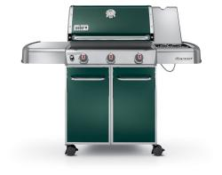 Brand: WEBER, Model: 6621001, Fuel Type: Green, LP Gas