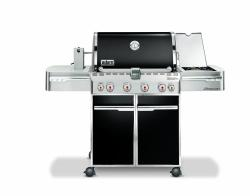 Brand: WEBER, Model: 1742301, Fuel Type: Black LP Gas