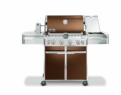Brand: WEBER, Model: 1742301, Fuel Type: Copper LP Gas