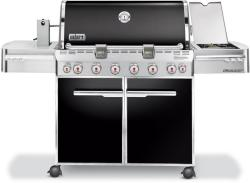 Brand: WEBER, Model: 1781301, Fuel Type: Black, LP Gas