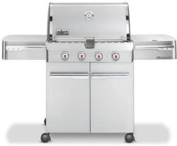 Brand: WEBER, Model: 1710001, Fuel Type: Natural Gas