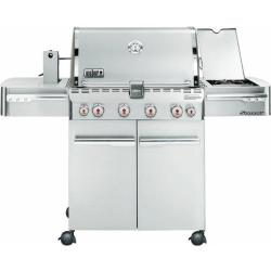 Brand: WEBER, Model: 1840301, Fuel Type: Natural Gas