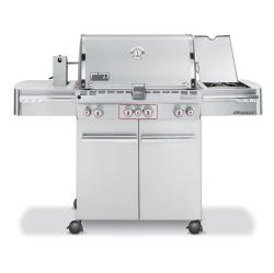 Brand: WEBER, Model: 2840301, Fuel Type: Liquid Propane