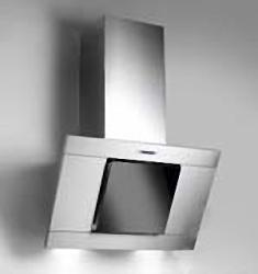 Brand: ELICA, Model: EPC636SS, Style: 36 Inch Puccini Decorative Wall Mount Chimney Hood