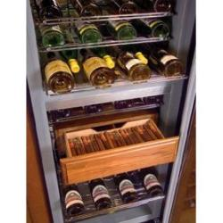 Brand: MARVEL, Model: NHUMIDRAW24, Style: Humidrawer Cigar Storage Compartment