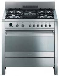 Brand: SMEG, Model: A1AU6, Color: Stainless Steel