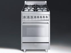Brand: SMEG, Model: C6GGXU, Color: Stainless Steel
