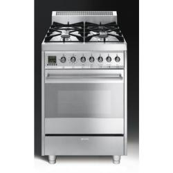 Brand: SMEG, Model: CE6GPXU, Color: Stainless Steel