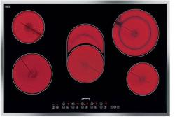 Brand: SMEG, Model: S2773CXU, Color: Stainless Steel