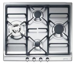 Brand: SMEG, Model: SR60GHU3, Color: Stainless Steel