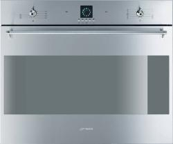 Brand: SMEG, Model: SC709XU, Color: Stainless Steel