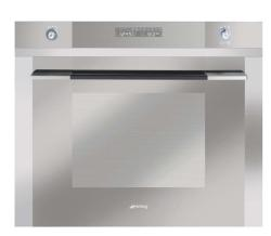 Brand: SMEG, Model: SC712U, Color: Stainless Steel