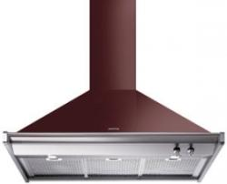 Brand: SMEG, Model: KD90, Color: Glossy Red Wine